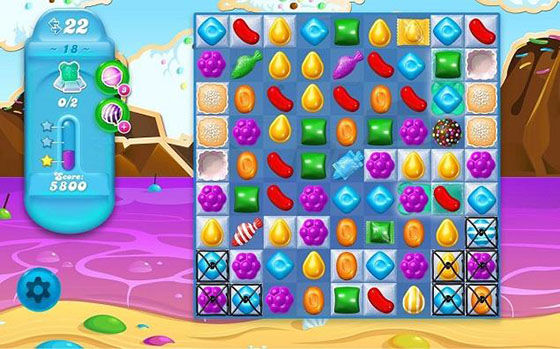 Game Perempuan Android Candy Crush Soda Saga Feb30