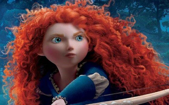 Brave Merida Film Animasi Terbaik Disney Termahal Ulasan Custom 87e1b