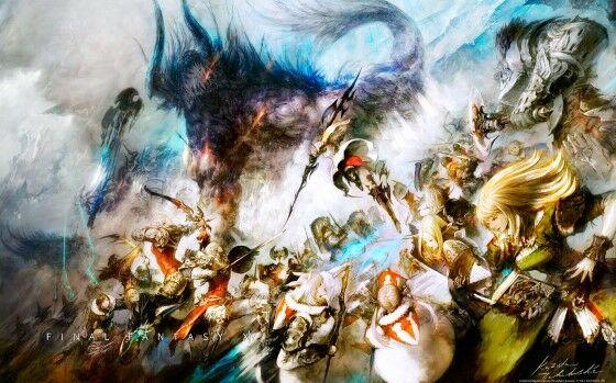 Wallpaper Final Fantasy Desktop36 287ca