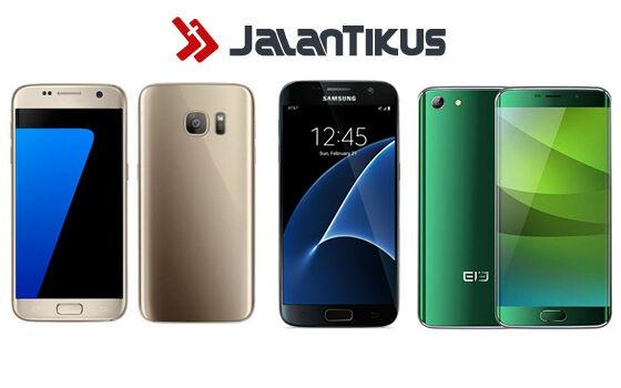 Samsung Galaxy S7 Bajakan