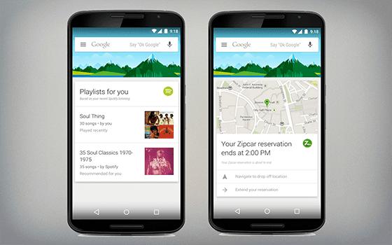 Katakan Kepada Google Now Di Mana Kamu Tinggal Dan Bekerja