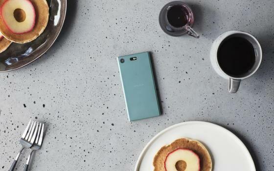 Smartphone Dengan Prosesor Tercepat 2017 Sony Xperia Xz1 Compact