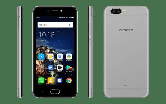 Genpro X Pro Smartphone Android Terbaru November 2017