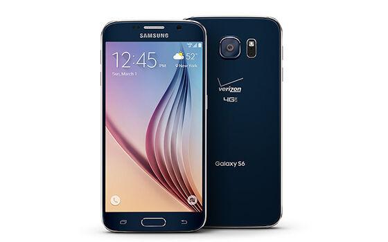 Samsung Galaxy S6 Smartphone Black Market Terbaik