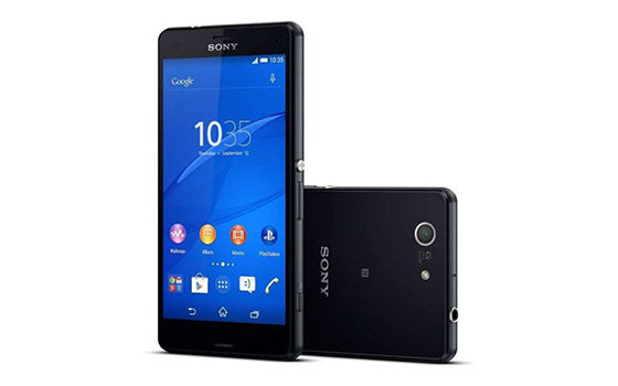 Sony Xperia Z3 Compact Smartphone Black Market Terbaik