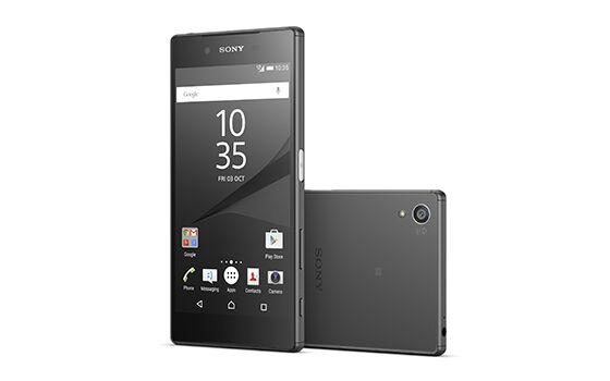 Sony Xperia Z5 Premium Smartphone Black Market Terbaik