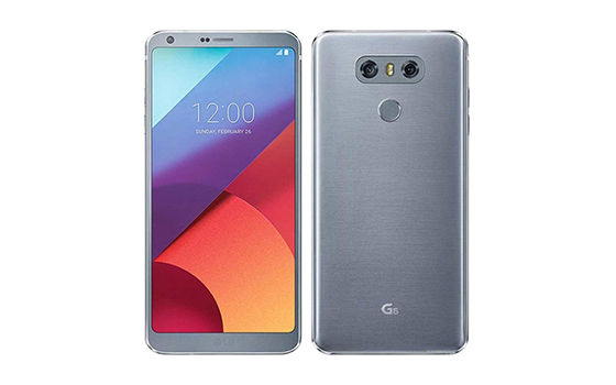 Lg G6 Smartphone Android Alternatif Iphone X