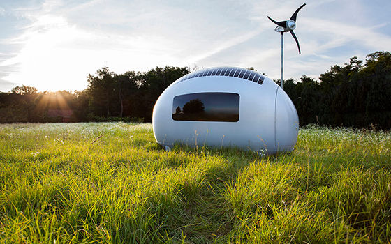 Ecocapsule Inovasi Teknologi Masa Depan Menyelamatkan Dunia