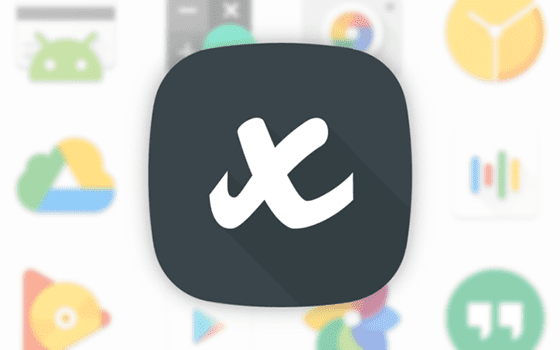 Icon Pack Mixer Animations Aplikasi Unik Android