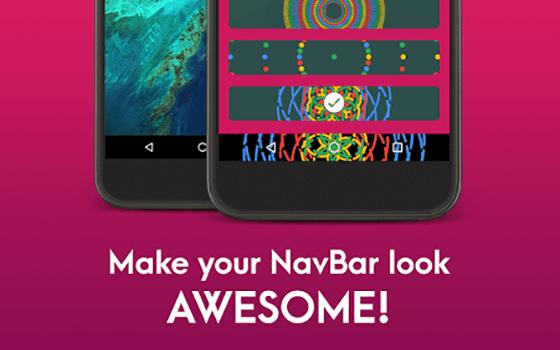 Navbar Animations Aplikasi Unik Android