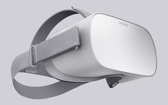 Oculus Go Inovasi Teknologi Terbaik 2017