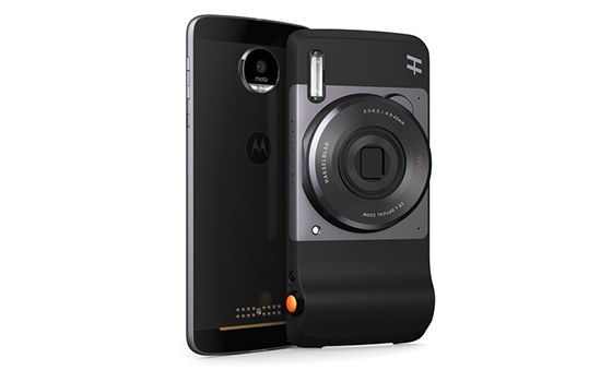 Moto Z2 Play Smartphone Vlog Terbaik