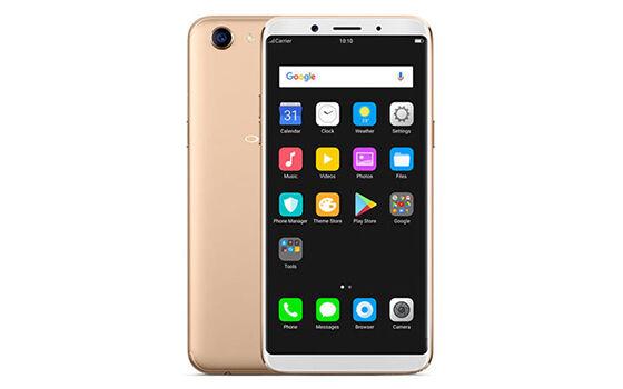 Oppo F5 Smartphone Terbaru Desember 2017