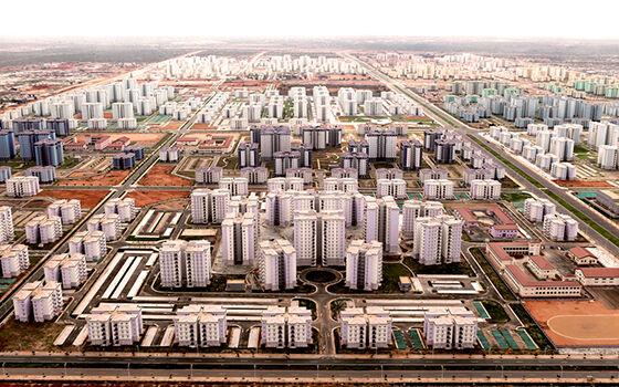 Kilamba Kota Hantu Paling Besar Di Dunia