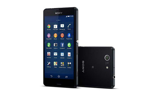 Xperia Z4 Compact Smartphone Black Market Terbaik