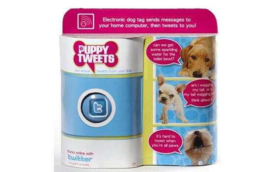 Puppy Tweets Penemuan Koplak Tidak Dijual