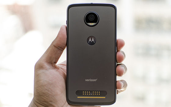 Moto Z2 Play Smartphone Android Gagal 2017