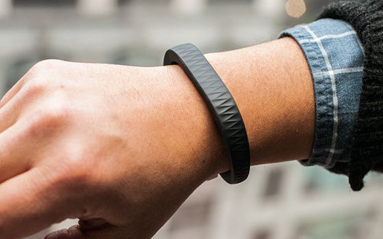 Jawbone Wearable Device