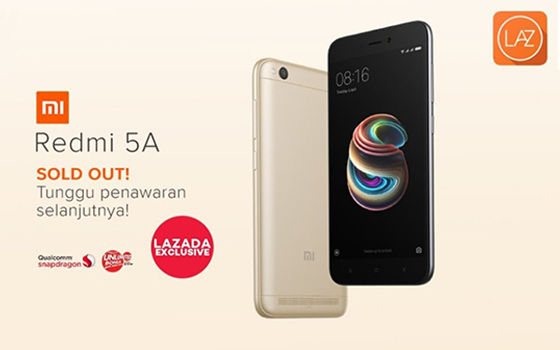 Alasan Xiaomi Redmi 5a Dijual Murah 5