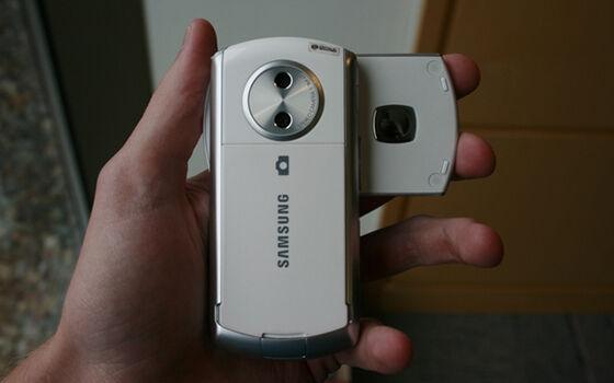 Samsung Sch B710 Fakta Handphone Dual Kamera