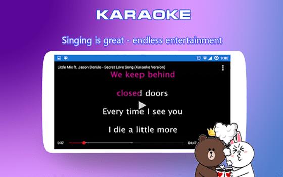 Sing Karaoke Aplikasi Karaoke