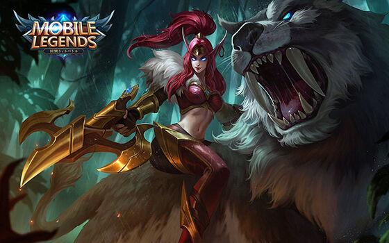 Irithel Hero Terkuat Mobile Legends