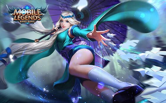 Kagura Hero Terkuat Mobile Legends