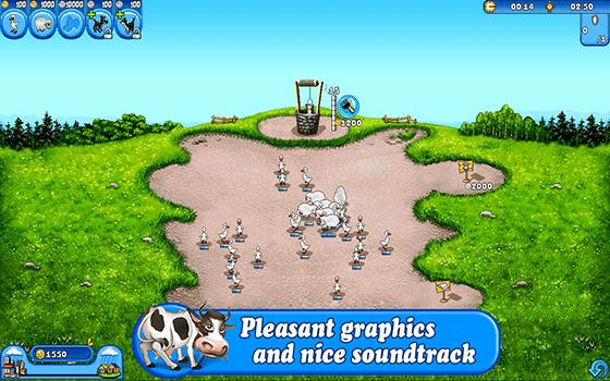 Game Berkebun Terbaik Farm Frenzy