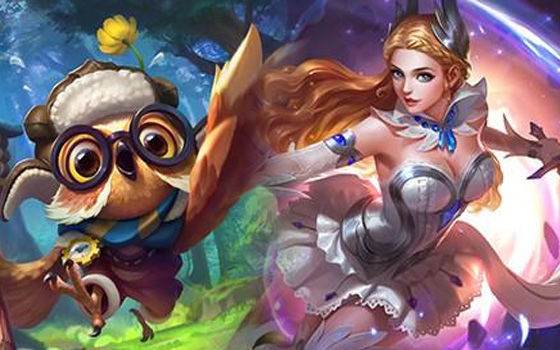 Duet Hero Mobile Legends 2