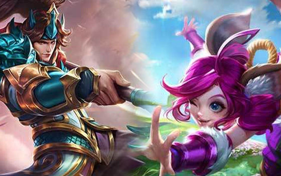 Duet Hero Mobile Legends 4