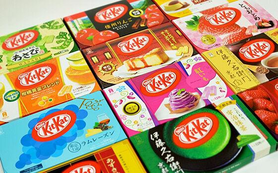 Camilan KitKat