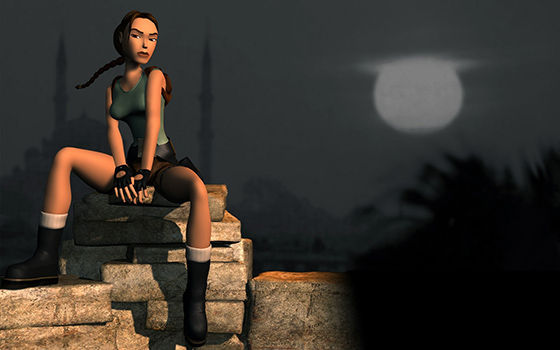 Evolusi Lara Croft 4 808c2