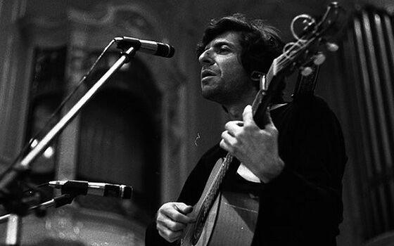 Font Unik Songwriter Font Leonard Cohen 7d0d6