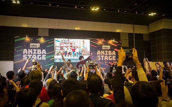 Hal Baru Dalam Ajang C3afa Jakarta 2018 Akiba Town 546f6