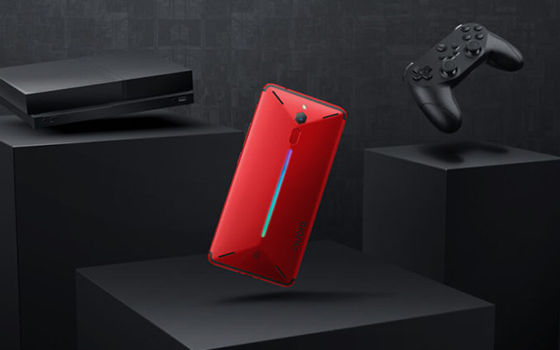 Smartphone Gaming Nubia Red Magic 9a406