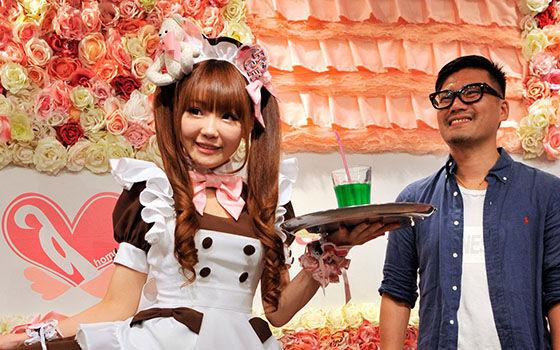 Hal Aneh Jepang Maid Cafe 0f99d