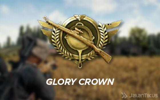 Urutan Rank Pubg Mobile Crown 45dca