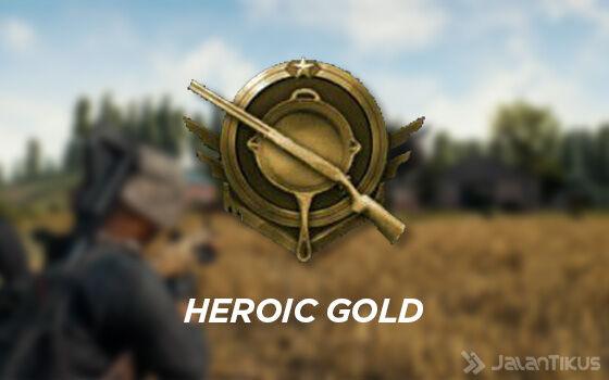 Heroic Gold (Gold)