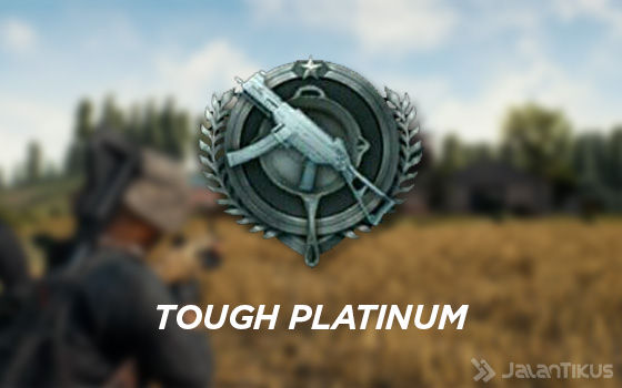 Urutan Rank Pubg Mobile Platinum 9d12d