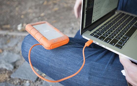 Gadget Aktivitas Ekstrem Lacie Hdd 4c5ff