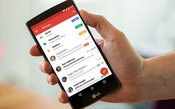 Cara Membuat Email Di Android E7c71
