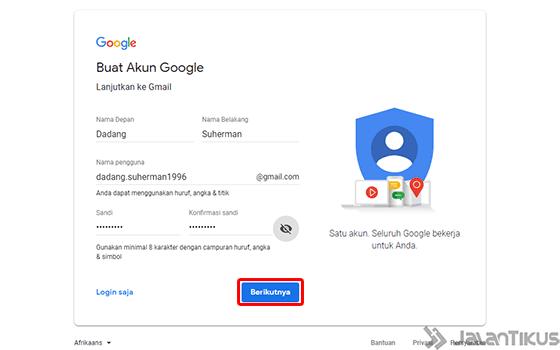 Cara Membuat Email Gmail Pc 02 84155