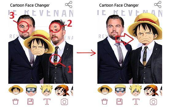 Aplikasi Edit Foto Muka Jadi Tokoh Anime 3 4737c