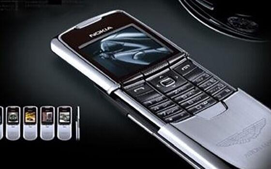Handphone Edisi Spesial Mobil 6 Bada7