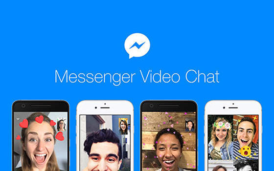 Aplikasi Video Call Messenger Facebook