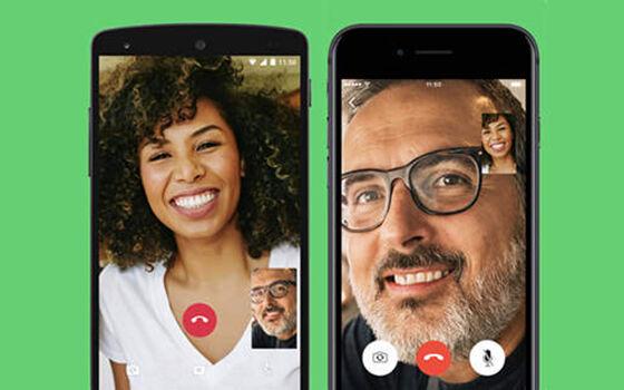 Aplikasi Video Call Whatsapp 0fc25