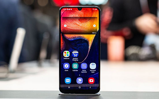 Hp Anti Air Murah Samsung Galaxy A50 29bb2