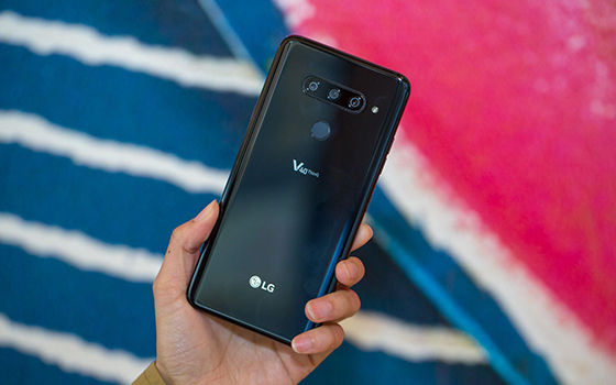 Hp Anti Air Terbaik Lg V40 Thinq 6ed36