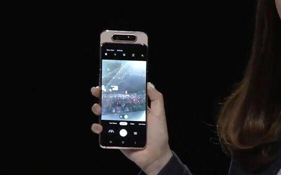 Fitur Samsung Galaxy A80 Kamera 9d8d1