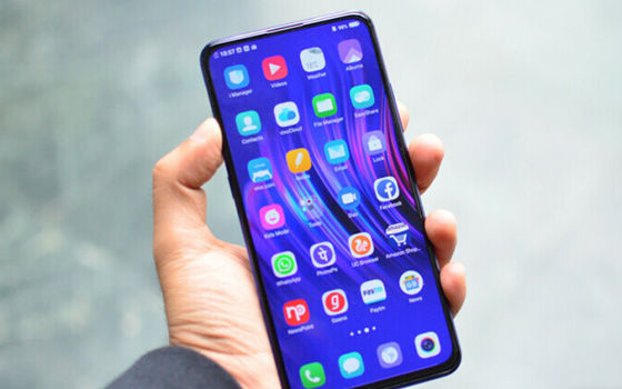Vivo V15 All Screen 67317